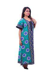 Ladies Printed Cotton Comfortable Sleepwear 68718c5c1