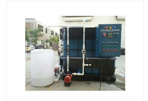 1.5  Hotel Sewage Water Treatment Plant, 2 kW