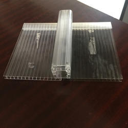 Standing Seam Polycarbonate Sheet