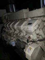 1300kVa Mitsubishi Generator, Power And Construction