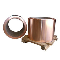 Copper Round Strip