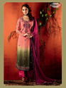 Chiffon Embroidery Salwar Suit