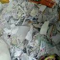 Plastic Paper Scrap