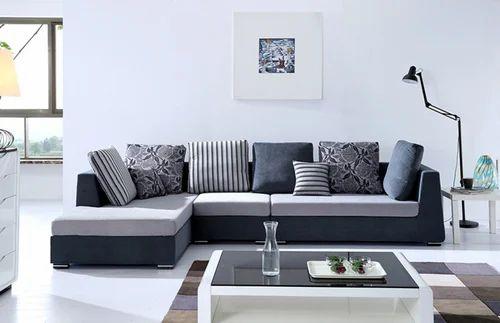 L Shape Sofa Set At Rs 23000 Set S L Shape Sofa Set Id