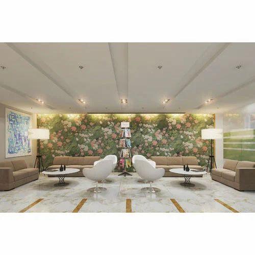 Lounge Waiting Design, Lounge Designing Services - Unique Creations ...