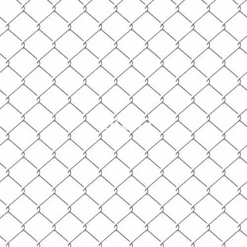 Transparent Chain Link Fence Texture