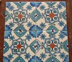 Flower Pottery Tile