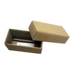 Craft Paper Corrugated Box