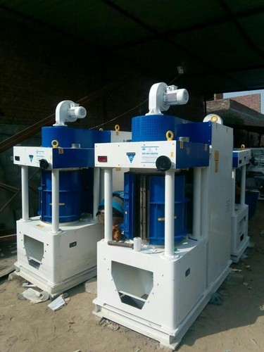Amar Rice Whitener Machine, Capacity: 3 to 4 ton