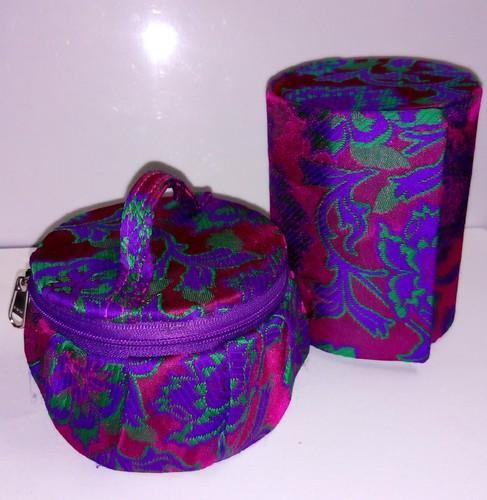 Handmade Zip Jewelry Box and Jewelry Boxes Wholesale Sellers Dora