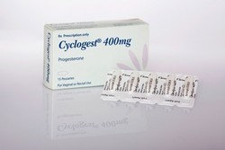 Cyclogest 400 Tablet
