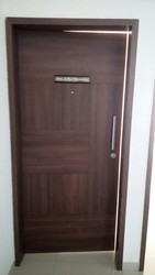 Wooden Laminated Flush Door