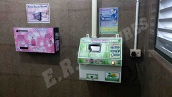 Feminine Hygiene Products - Sanitary Napkin Incinerators