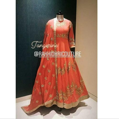 6d0aafce78 Kalidar Suits - Anarkali Suit Manufacturer from New Delhi