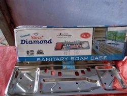 Stainless Steel Soap Holder Shelf
