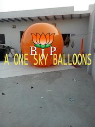 Modi Advertising Balloons