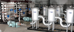 200-500 Liters Reverse Osmosis Plant