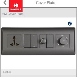 Havells Cover Plate