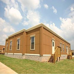 Modular Buildings for Emergency Housing