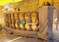 Stone  Balustrades