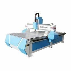 Cnc Wood Router Machine, Model Name/Number: Eagal, Automation Grade: Fully Automatic