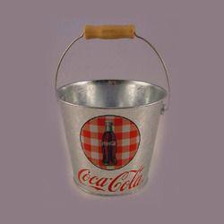 Galvanized Custom Beer Bucket
