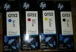 HP Gt-51/52 Color Ink
