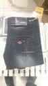 Dark Black Jeans