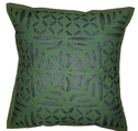 Indian Handmade Cut Work Cushion Cover