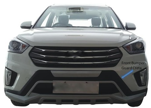 Bumper Guard For Suv >> Creta Front Bumper Guard At Rs 9000 Piece Bumper Guards Id