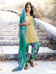 Casual Patiala Salwar Suit