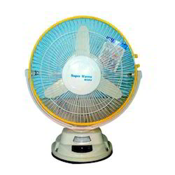 Portable DC Table Fan
