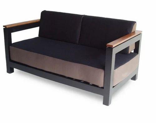 Simple Wooden Sofa at Rs 25000 /piece | Santacruz West | Mumbai | ID ...