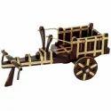 Bullock Cart Show Piece