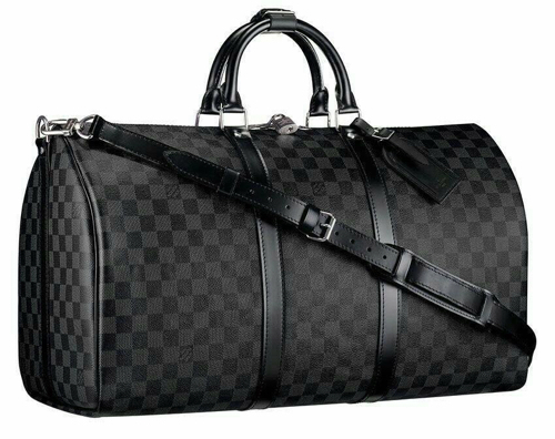 ever popular best service complete in specifications Louis Vuitton Duffle Bag Unisex
