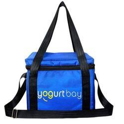 Blue Shree Suppliers Thermal Cool Delivery Bag, Size/Dimension: 12 X 12 X 12 Inch, Capacity: 20 Kg