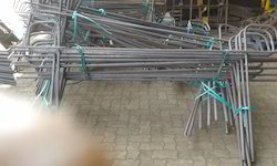 Reinforcement Bar With Cut & Bend, Length : 12 Meter