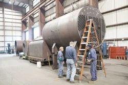 1 TPH Steam Boiler, IBR Approved