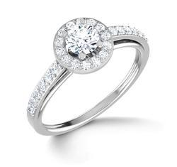 Real Diamond Ring