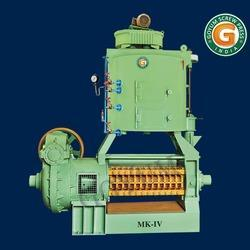 Screw Oil Expeller