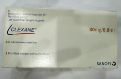 Clexane 80mg Injection