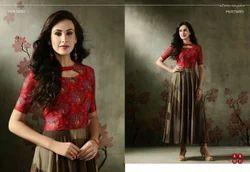 Mugdha Ladies Cotton Dress, Size: L & XL