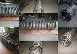 Duplex Steel Heating Coils