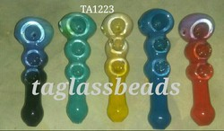 Glass Smoking Silicone Pipe