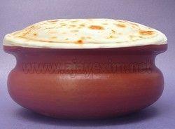 Unglazed Clay Pot