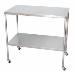 TGPE Matt/mirror Instrument Tables, Size: Standard