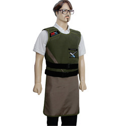 Skirt Vest Lead Apron