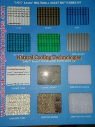 Multiwalll Polycarbonate Sheets