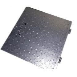 Man Hole And Sump Covers Ms Gratings Manufacturer From