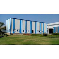 Steel Industrial Pre Engineered Building Structure